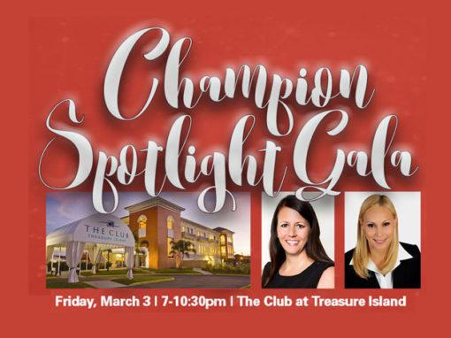 Champion Spotlight Gala