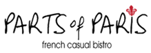 Parts of Paris