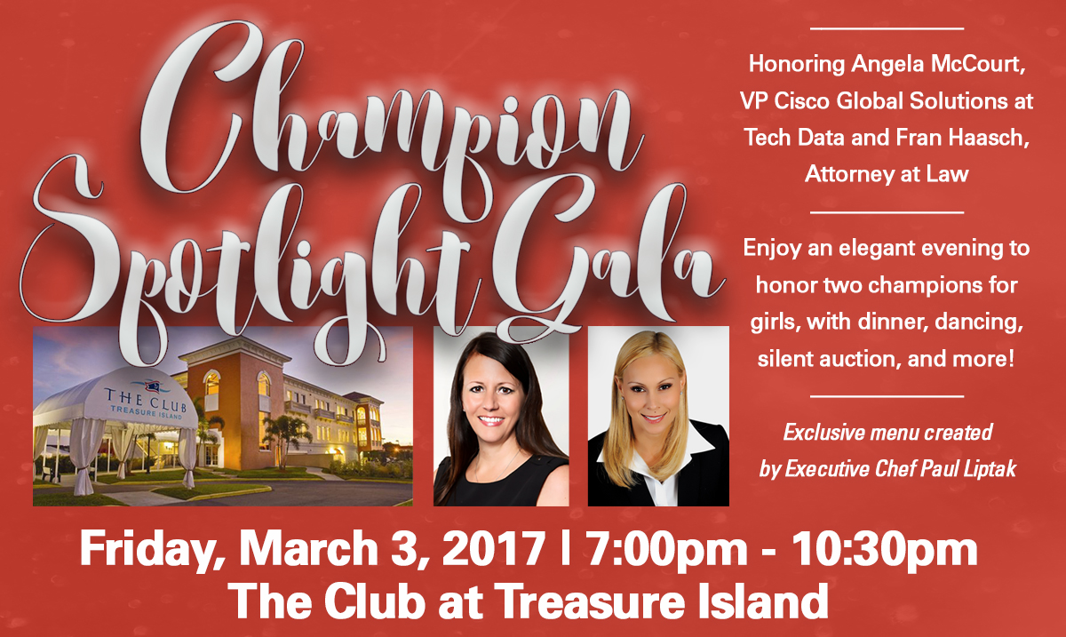 Champion Spotlight GALA