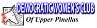 Democratic Women of Upper Pinellas