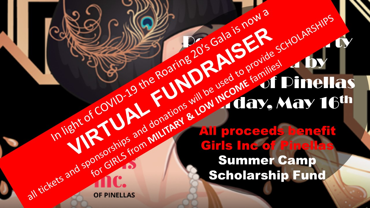 Virtual Fundraiser